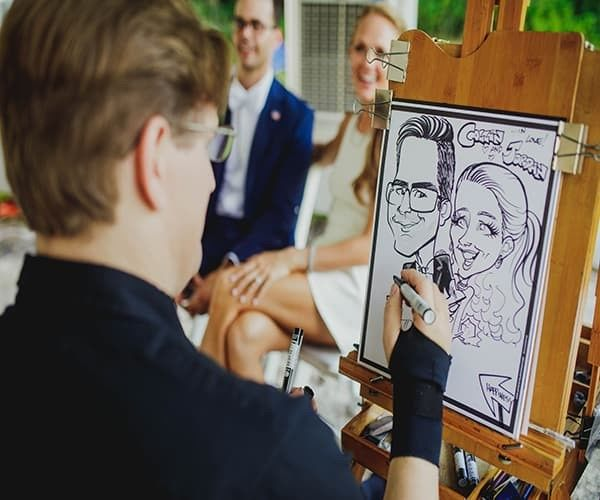 Caricature Artists