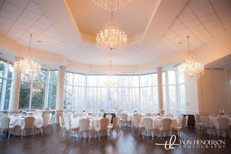 Ashton gardens interior ballroom