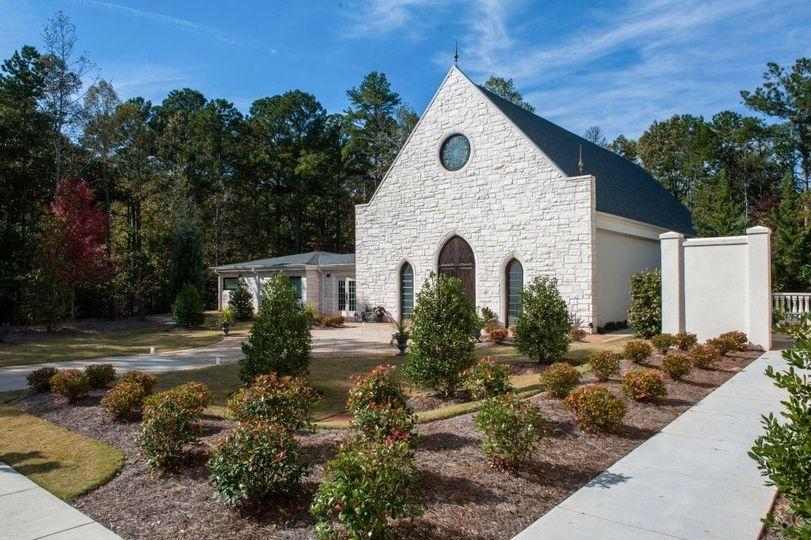 Ashton gardens chapel