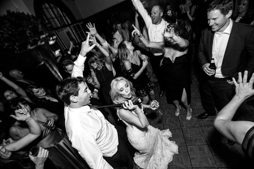Dancing @ Villa Montalvo
