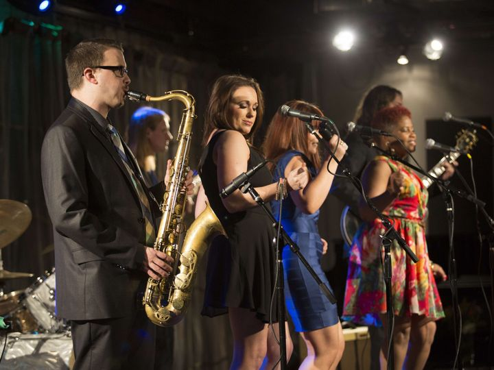 Tmx 1430338448752 Ring Of Music With Sax Chicago, IL wedding band