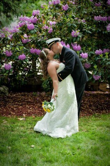Brookside Bride & Groom