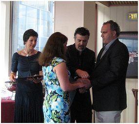 Wedding Ceremony Rehearsal