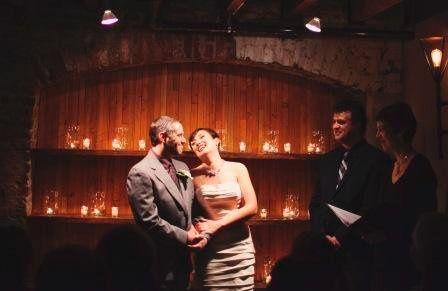 Seattle Wedding - location The Cellar in Ballard