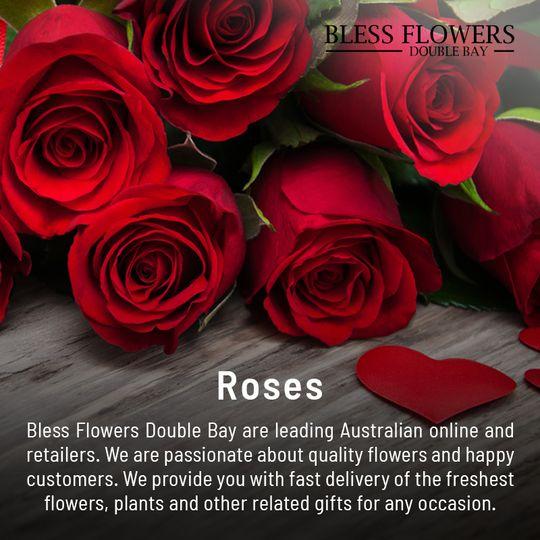 Bridal wedding rose