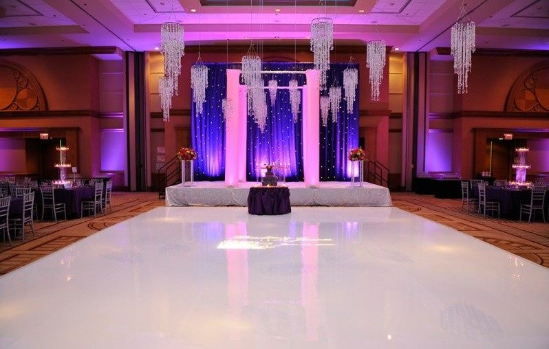 elevated event design - dj - burr ridge, il - weddingwire