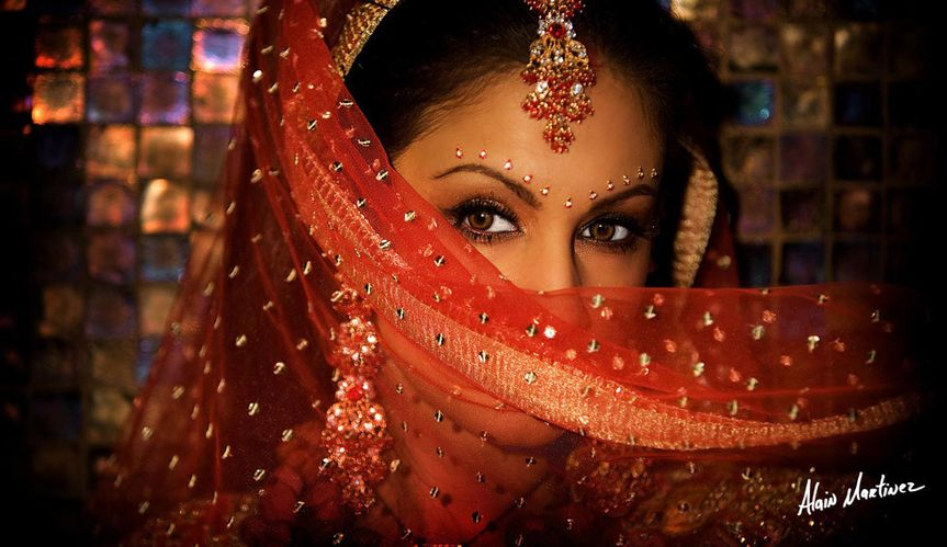 indian bridal makeup miami