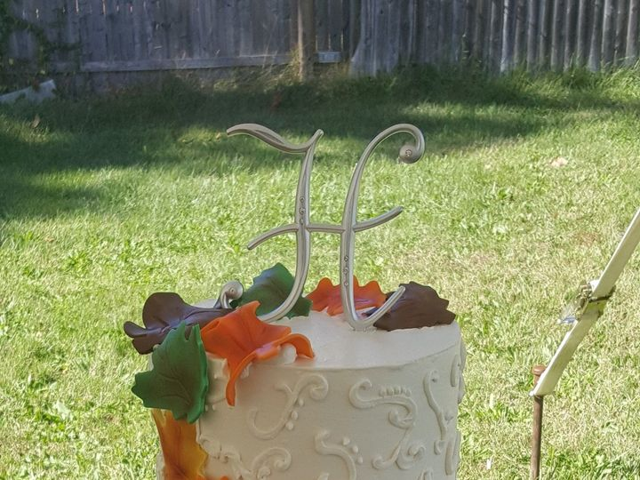 Tmx 1451890594555 20151010142218 New Castle wedding cake