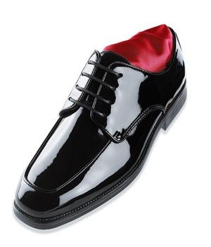Example of dress shoe