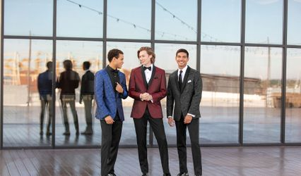 Formal Expressions Tuxedos