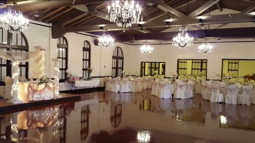 Hacienda Hall 250-300 guest