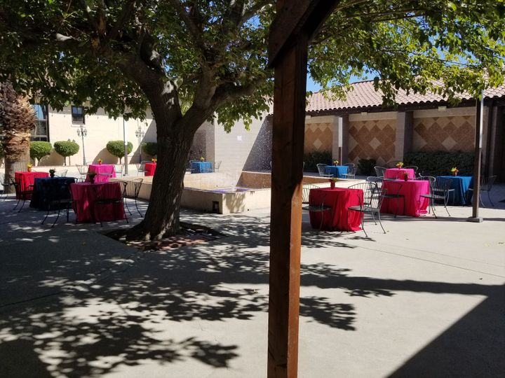 Hacienda's Patio