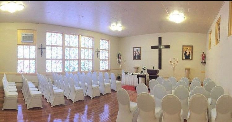 Chapel to host your ceremony