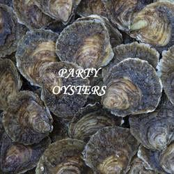 We offer oysters which I open during your Facebook Live party or purchase your very own oysters to...