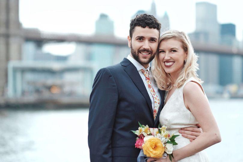 Shanna & Cristian, New York, 2018