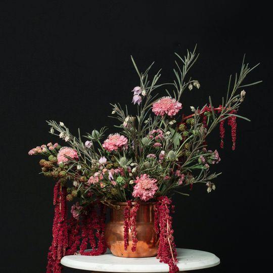 Small Boho arrangement