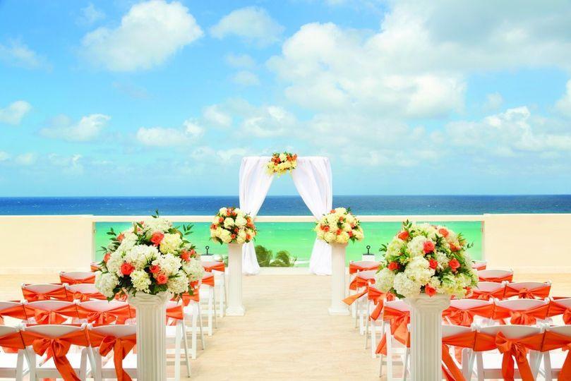 jamaica wedding sky deck