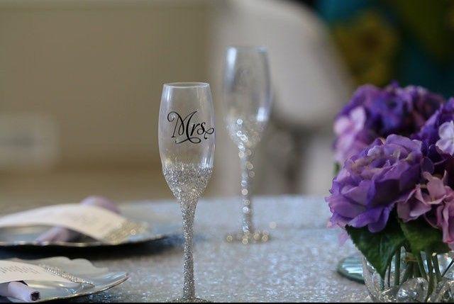 Sweetheart tableware