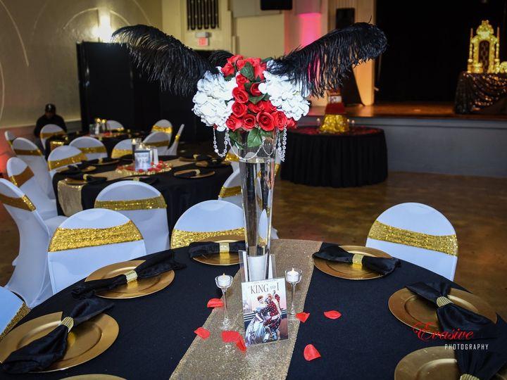 Tmx Broadway Rose Centerpiece 51 1917171 157902517783167 Chester, VA wedding eventproduction
