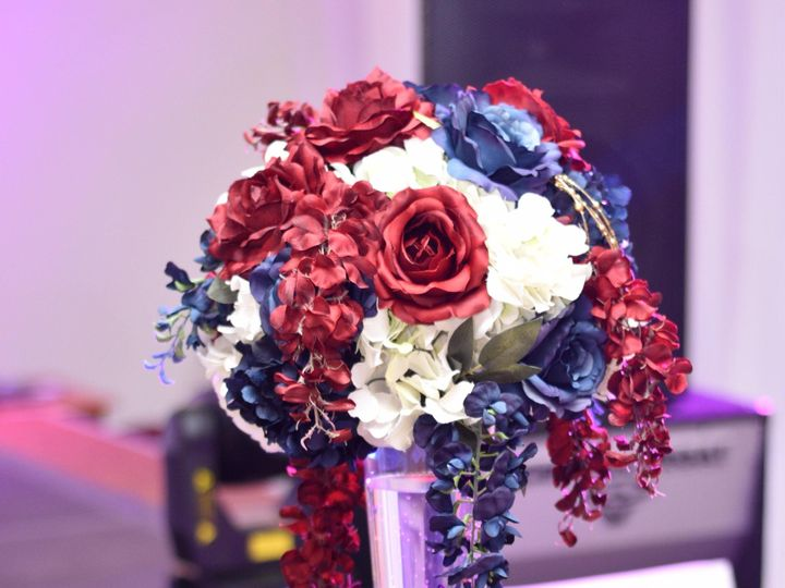 Tmx Pilsner Vase Centerpiece 51 1917171 157902519220717 Chester, VA wedding eventproduction