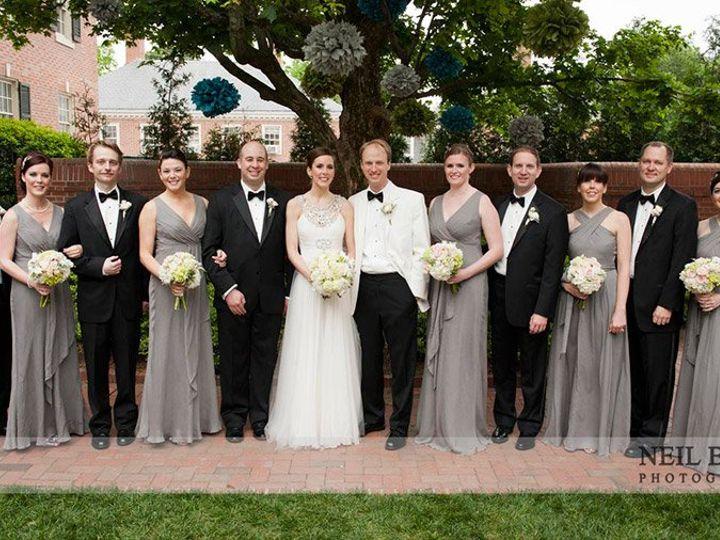 Tmx 1363362396934 HN207 Raleigh, North Carolina wedding florist