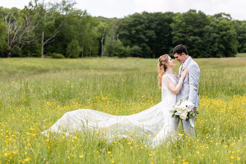 NY Country Wedding
