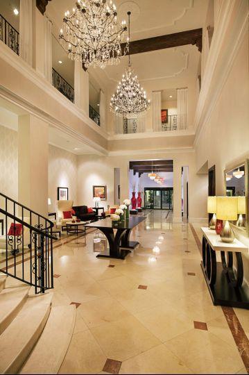 hotel lobby 5b matrix layered