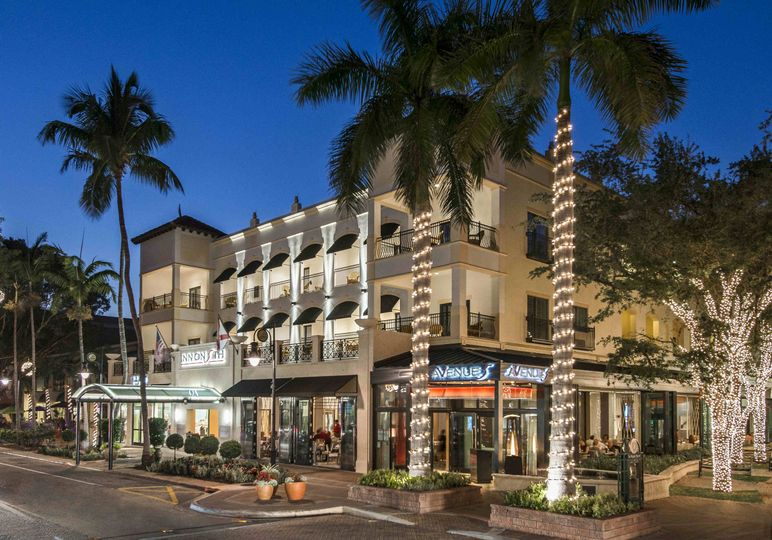 Hotels On Fifth Ave Naples Fl