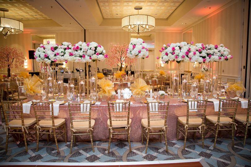 Hilton Greenville Venue Greenville Sc Weddingwire