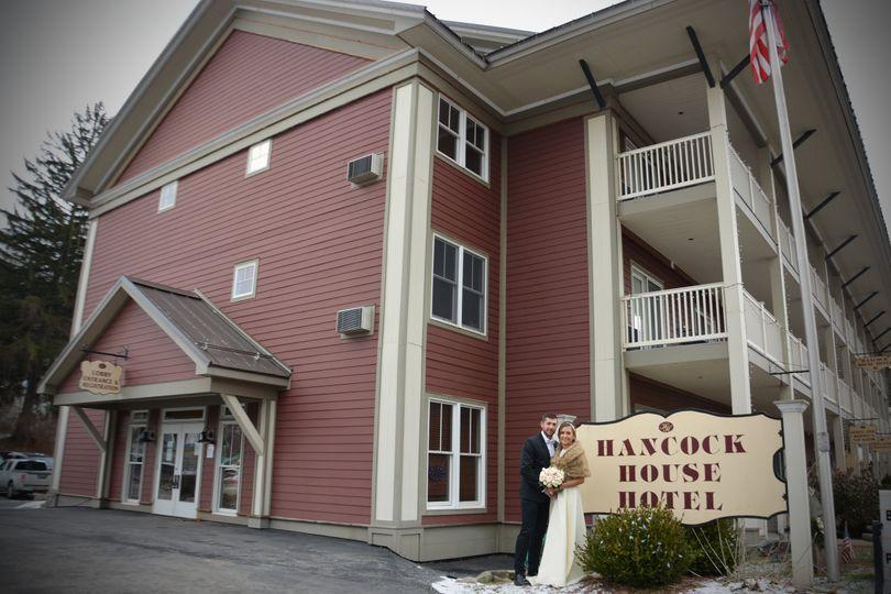 Hancock House Hotel