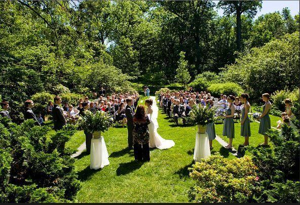 35829d84a440ef89 Wedding Ceremony Azalea Garden