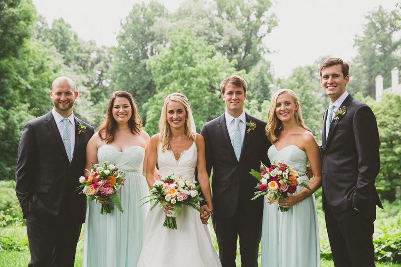 wedding party ca 406
