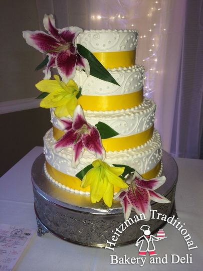 Heitzman Traditional Bakery and Deli - Wedding Cake - Louisville, KY ...