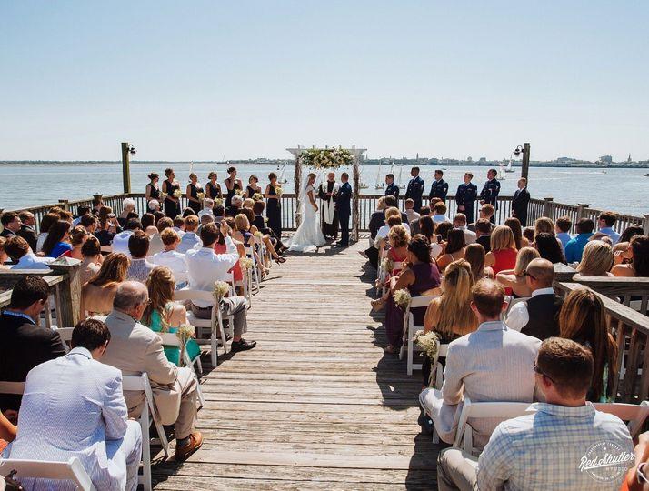 800x800 1421428072588 Pier Wedding 2014
