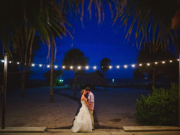 Tmx 1421428008715 Wedding Kiss Sunrise Terrace Nighttime With Ligts Mount Pleasant, SC wedding venue