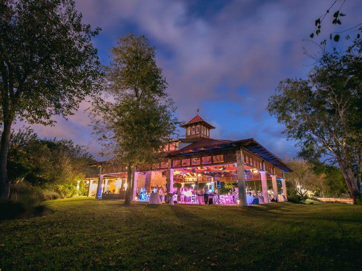 Tmx 1421428028700 Pavilion Exterior Night Side View Mount Pleasant, SC wedding venue