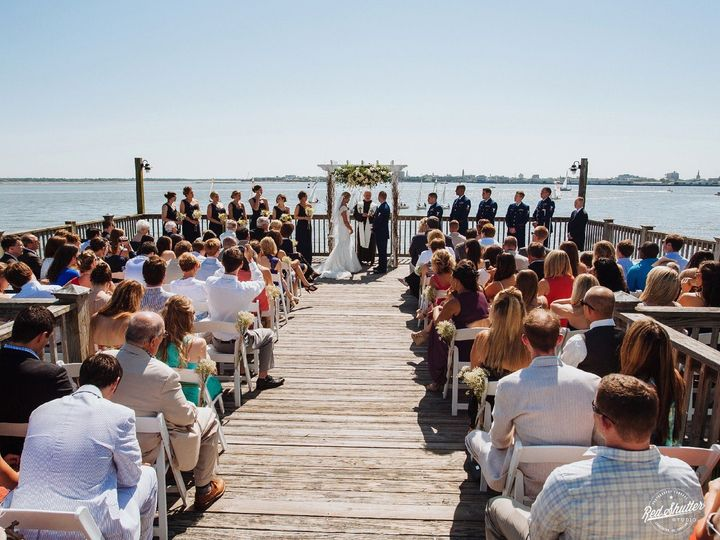 Tmx 1421428072588 Pier Wedding 2014 Mount Pleasant, SC wedding venue