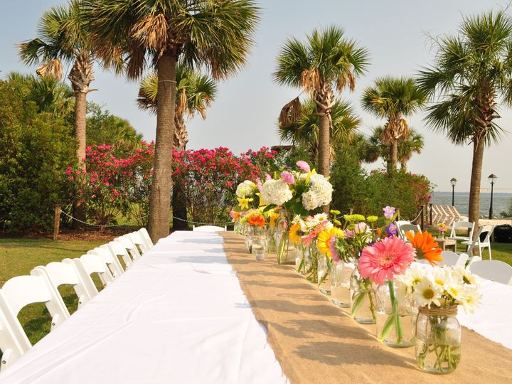 Tmx 1421428270351 Gardne Party Table Mount Pleasant, SC wedding venue