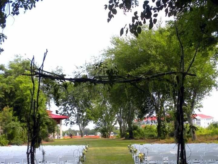 Tmx 1421428361859 Pavilion Ceremony Lawn Mount Pleasant, SC wedding venue