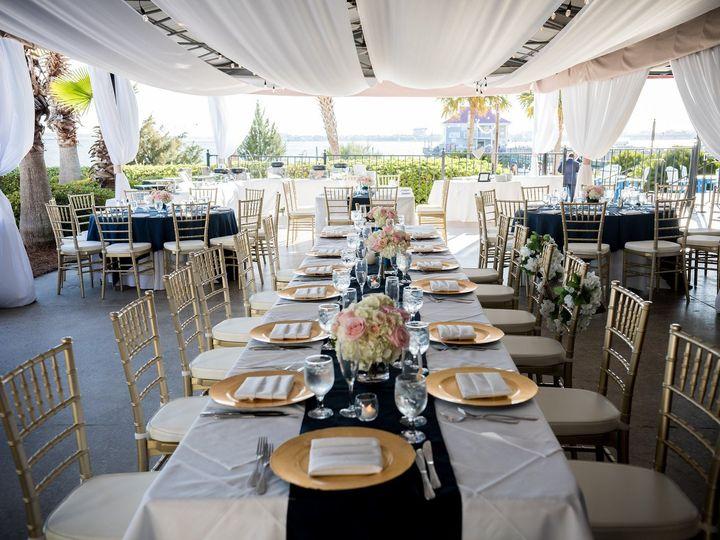 Tmx 1497029784972 Sunrise Terrace Reception Signature Mount Pleasant, SC wedding venue