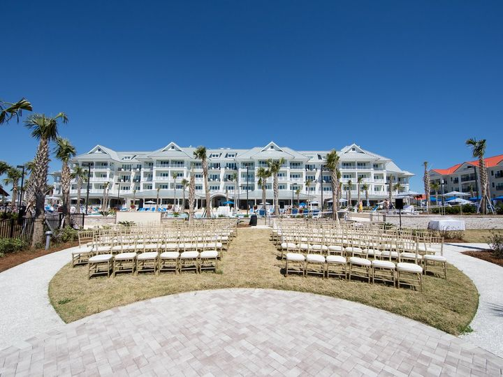 Tmx 1497029815616 Beach Club Lawn Ceremony Mount Pleasant, SC wedding venue