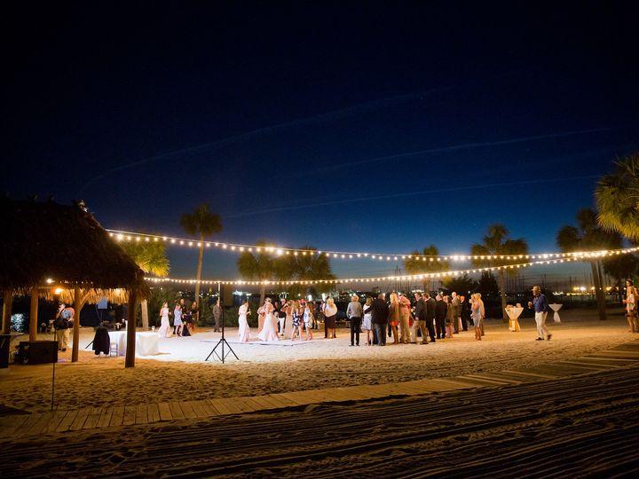Tmx 1497029912816 Beach Reception Full Nighttime Mount Pleasant, SC wedding venue