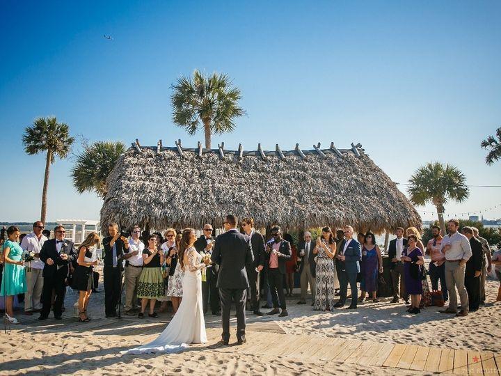 Tmx Beach Tiki Reception 51 171271 Mount Pleasant, SC wedding venue