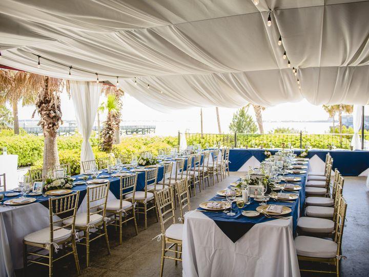 Tmx Stephenblackmonkate David Sunrise Terrace Dinner Setup 51 171271 Mount Pleasant, SC wedding venue