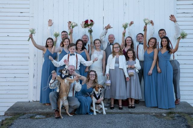 Four legged family Welcome!