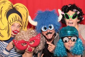 Red Photo Booths