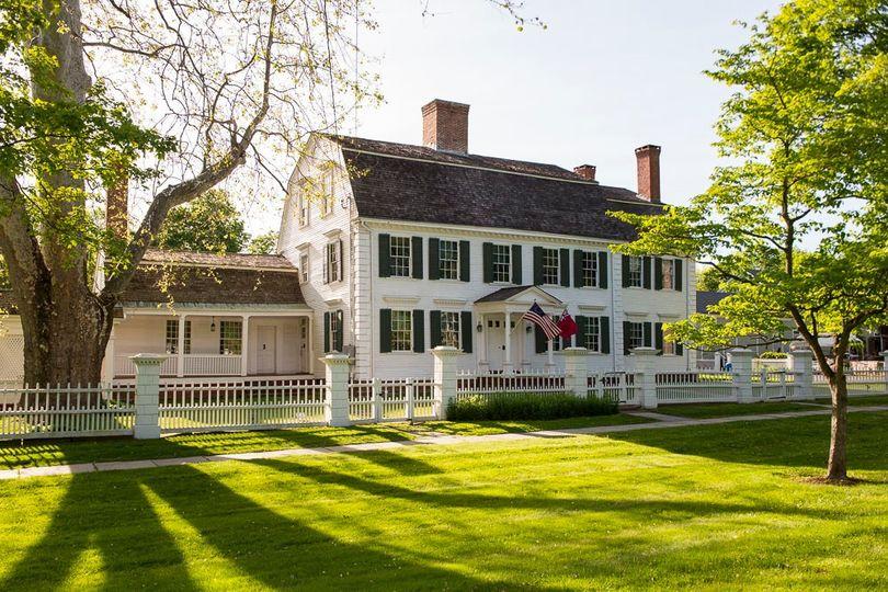 Phelps-Hatheway House & Garden