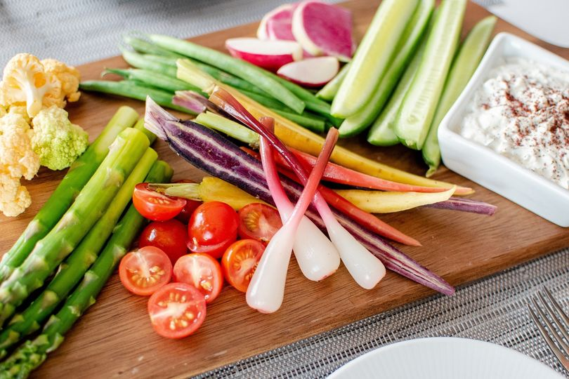 Audrey Kitchen + Bar: Crudite