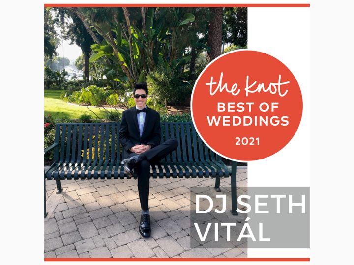 Tmx Bow Promo Pic For The Knot 51 1944271 160685026853252 Sherman Oaks, CA wedding dj
