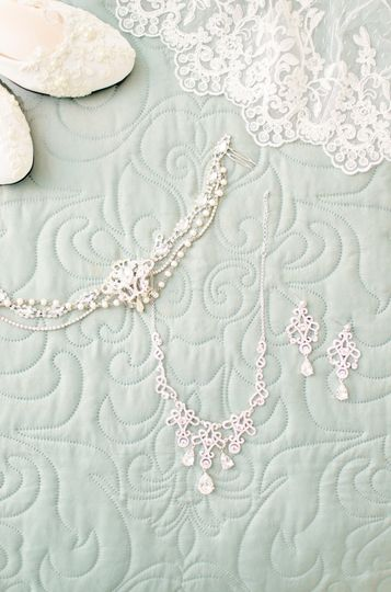 Tiffany blue jewelry